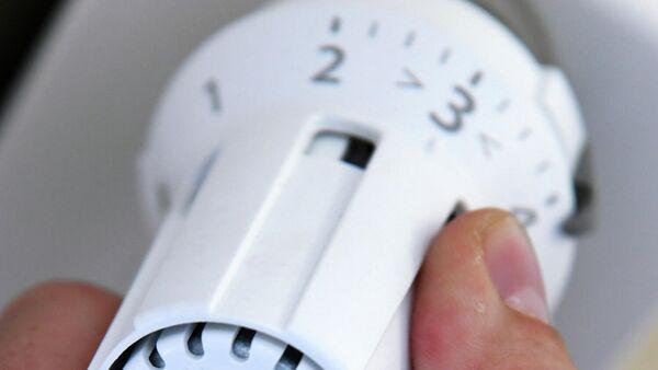 Регулятор подачи тепла для батареи в многоэтажном жилом доме