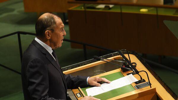 74-я сессия Генеральной Ассамблеи ООН в Нью-Йорке. День четвертый