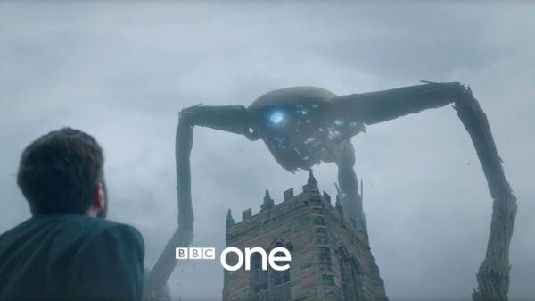 Стоп-кадр из сериала Война миров