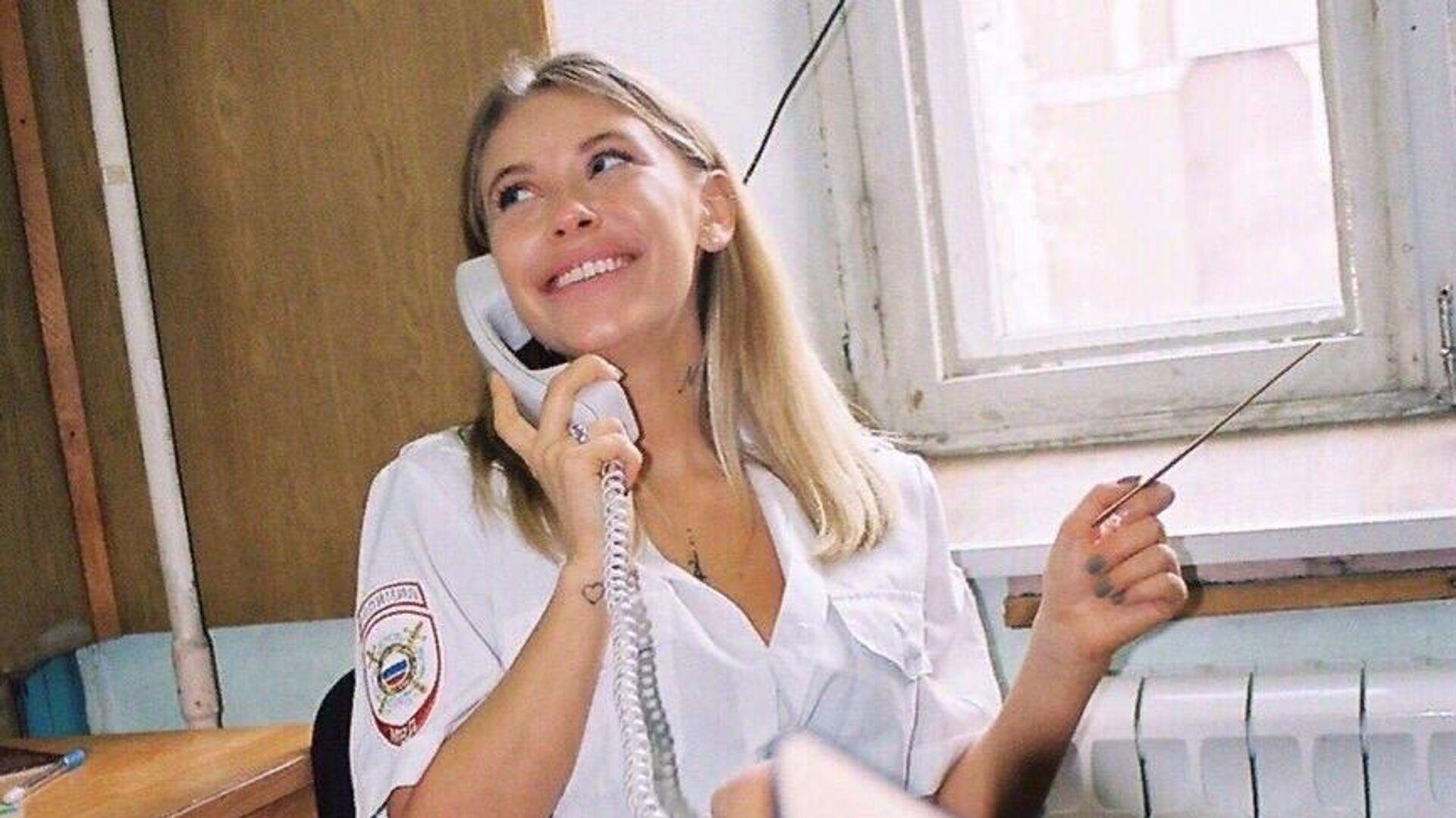 Работы в полиции для девушек тверь marina mari