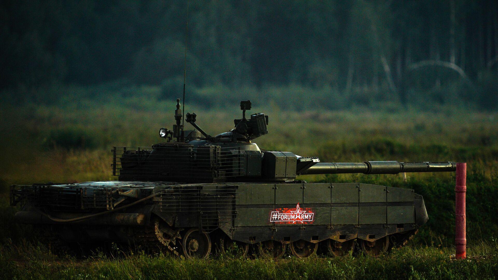 Иностранные заказчики заинтересовались танком Т-90МС