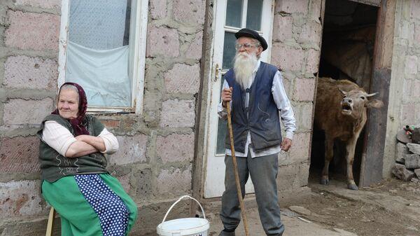 Жизнь молокан в селе Лермонтово