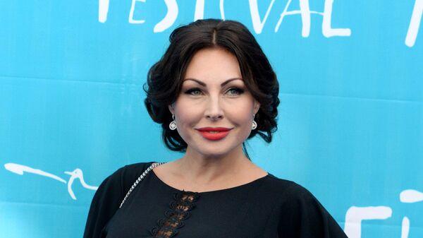 Актриса и телеведущая Наталья Бочкарева