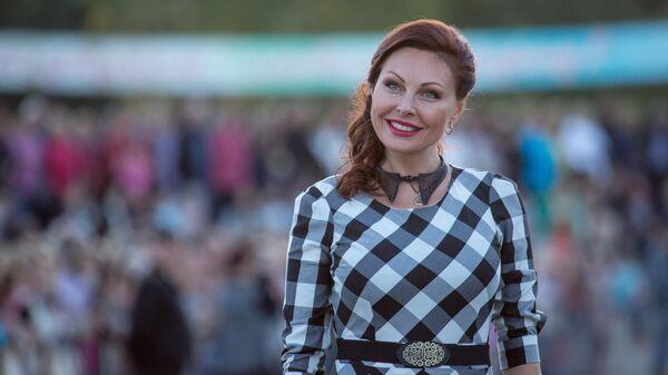 Актриса Наталья Бочкарева