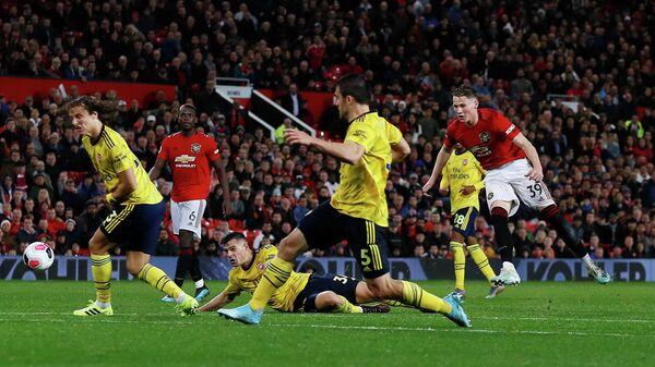 Матч Манчестер Юнайтед - Арсенал