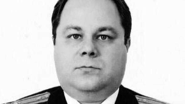 Офицер Следственного комитета Российской Федерации полковник юстиции Владислав Владимирович Капустин