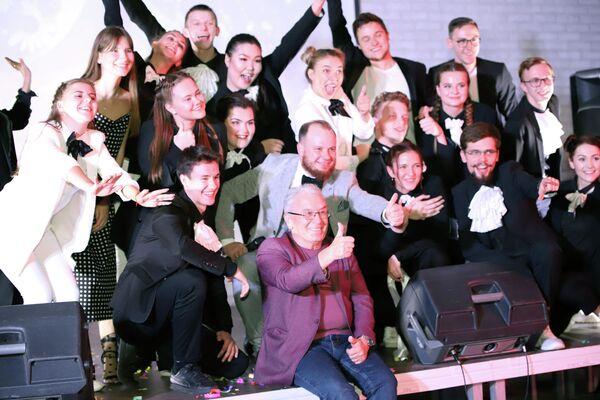 Вечер знакомств участников фестиваля Молодежь – за Союзное государство прошел в Ростове-на-Дону