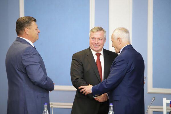 Ответственный секретарь Парламентского Собрания Сергей Стрельченко