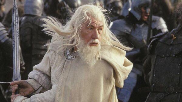 Кадр из фильма Властелин колец