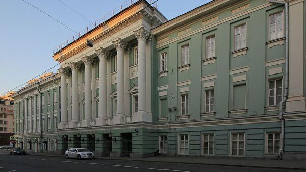 Дом Союзов по адресу Большая Дмитровка, дом 1