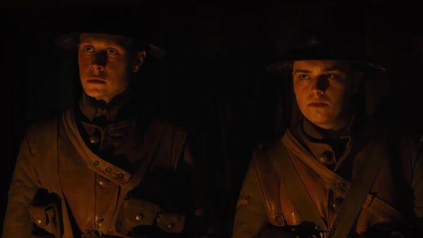 Кадр из трейлера к фильму 1917