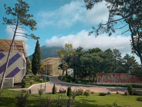 Международный детский центр Артек.
