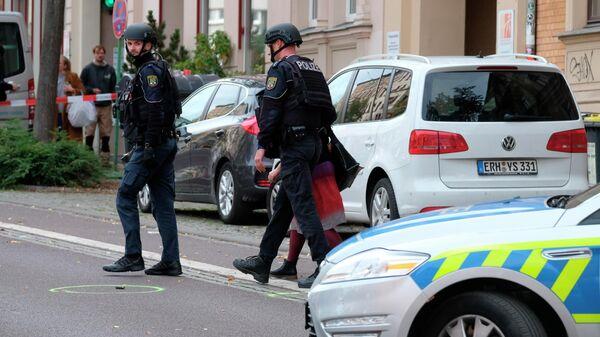 При атаке наторговый центр вБерлине пострадали 11 человек