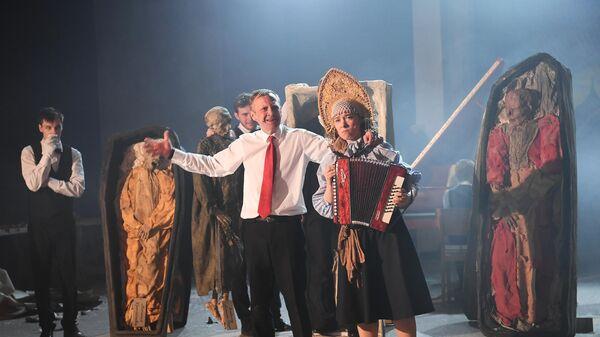 Премьера спектакля Борис