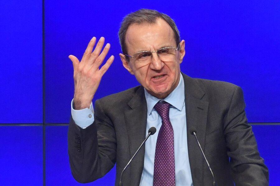 Заместитель секретаря Общественной палаты Российской Федерации Сергей Орджоникидзе