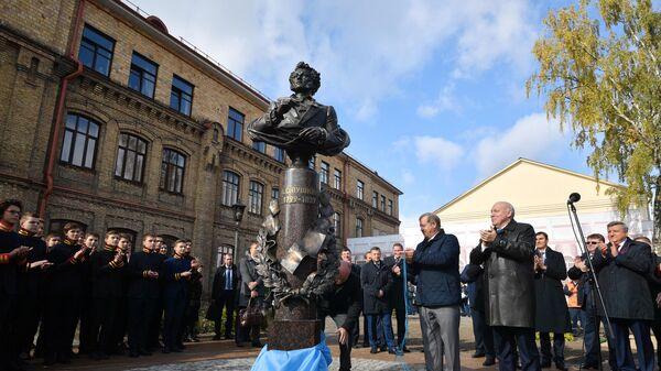Открытие памятника А. С. Пушкину в Бресте