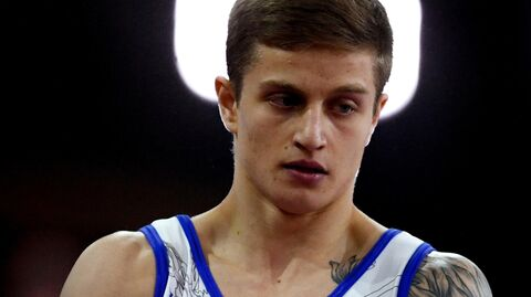 Спортивная гимнастика. Чемпионат мира. Мужчины. Командное многоборье