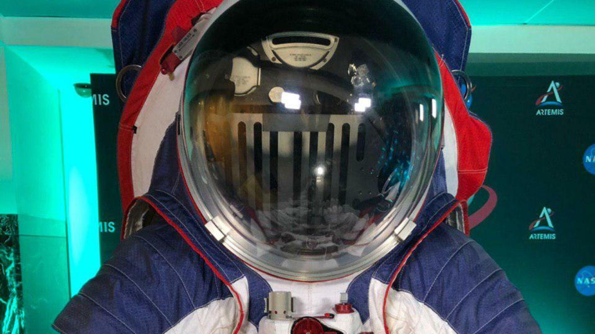 НАСА представило скафандры для лунной миссии - РИА Новости, 1920, 06.09.2020