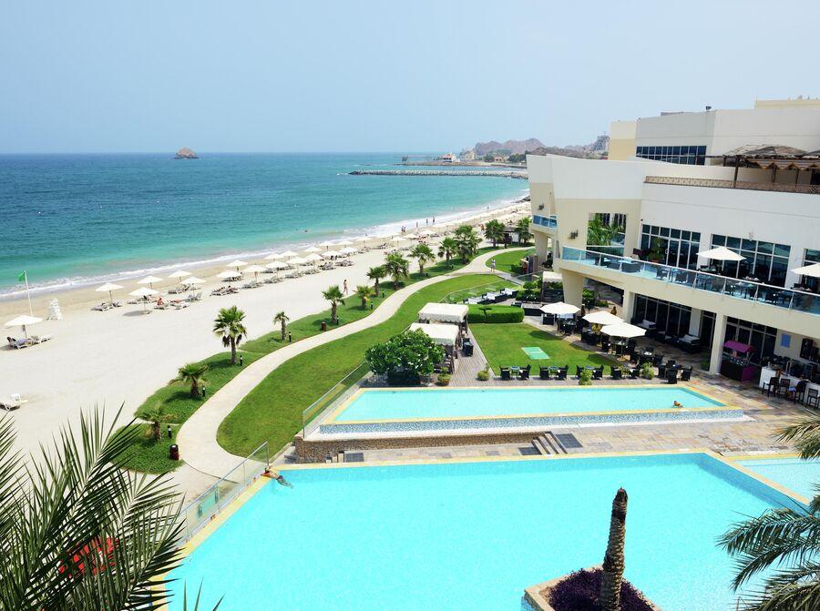 Курортная зона Фуджейры, ОАЭ