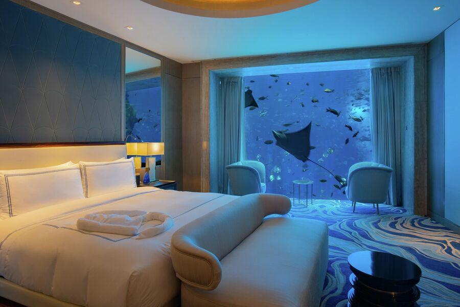 Номер в Atlantis Hotel, остров Санья, Китай