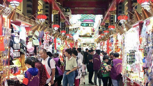Сувенирный рынок
