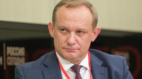 Постпред губернатора Свердловской области при президенте РФ Александр Овчаров
