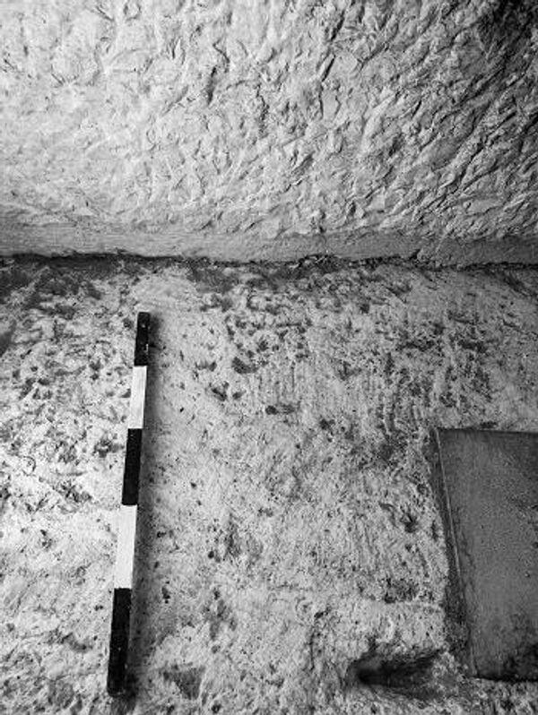 Фрагмент мостовой и часть тротуара времен Понтия Пилата в Иерусалиме
