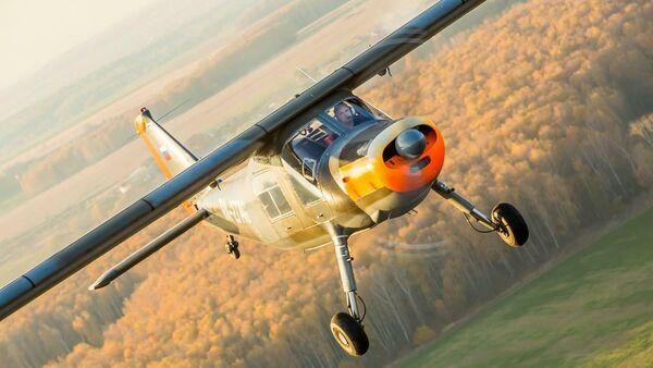 Самолет Dornier Do 27