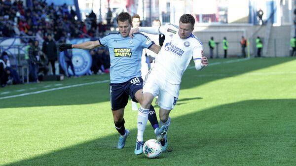 Крылья Советов - Оренбург в матче 13-го тура РПЛ