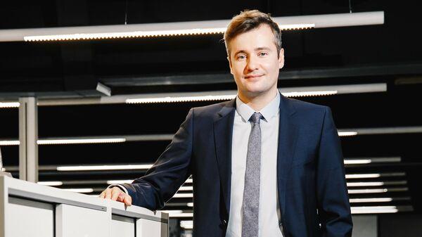 Директор по маркетингу компании Paulig Александр Копытов