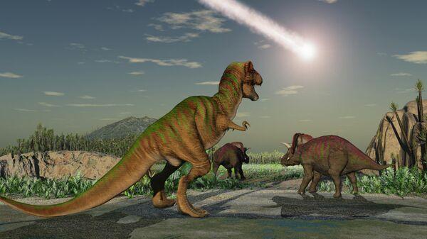 Астероид, который уничтожил динозавров