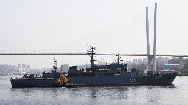 Учебный корабль Балтийского флота