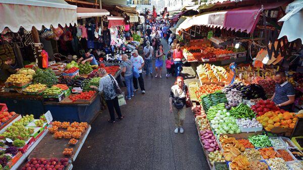 Рынок Шук Кармель, Тель-Авив