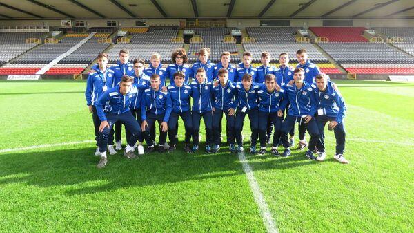 Сборная Андорры по футболу U-19