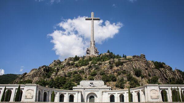 Базилика в Долине Павших, где похоронен диктатор Франсиско Франко