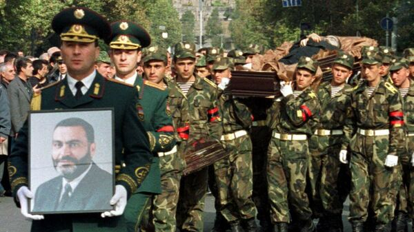В Армении возобновили дело о теракте в парламенте в 1999 году