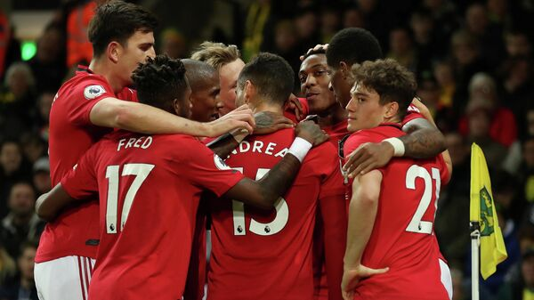 Игроки ФК Манчестер Юнайтед