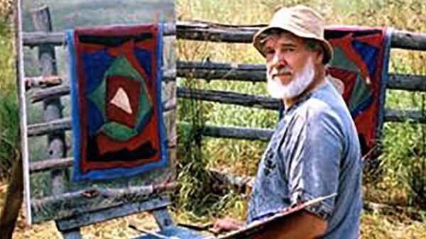 Российский художник Николай Касаткин