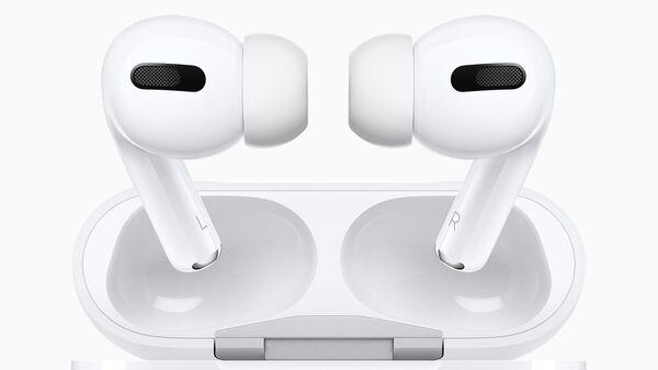 Apple представила беспроводные наушники с шумоподавлением