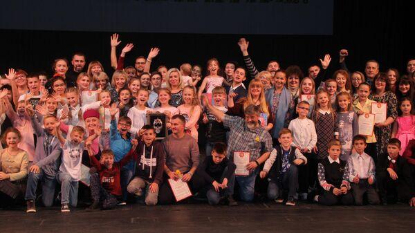 Церемония закрытия V Всероссийского фестиваля семейных любительских театров Сказка приходит в твой дом