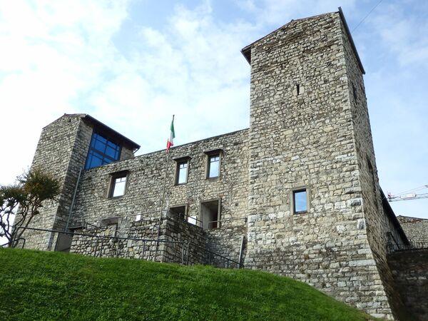 Город Изео, крепость Изео