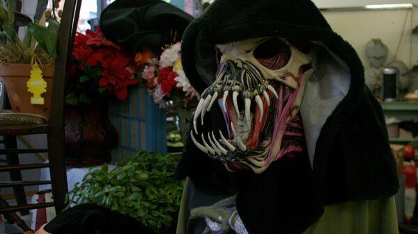 Хеллоуин в Салеме