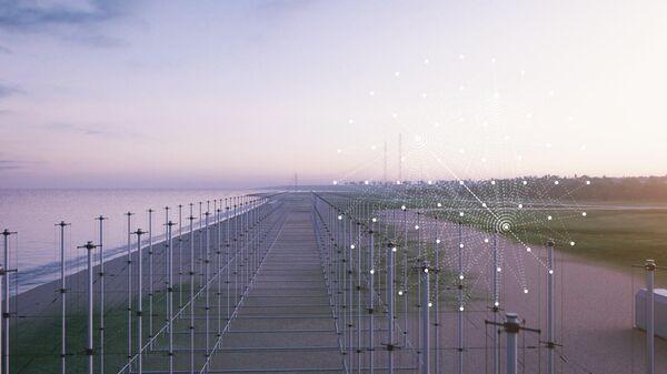 Загоризонтная радиолокационная станция Подсолнух-Э