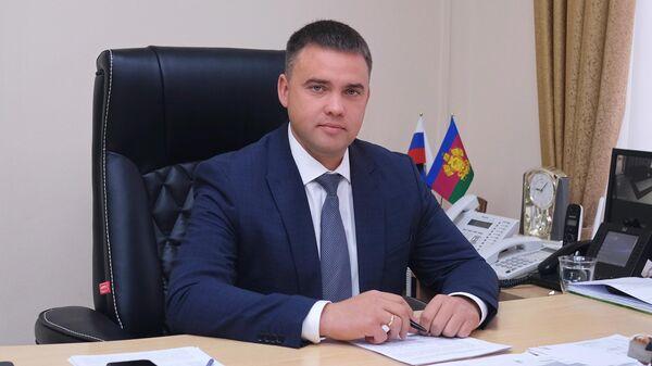 Министр ТЭК и ЖКХ Краснодарского края Евгений Зименко