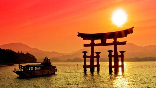 Ворота тории, Япония
