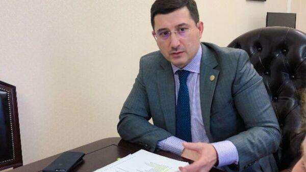 Первый вице-премьер правительства Дагестана Гаджимагомед Гусейнов