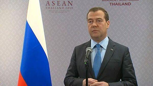 Медведев заявил о необходимости обеспечить цифровой суверенитет в России