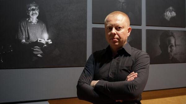 Специальный фотокорреспондент МИА Россия сегодня Валерий Мельников
