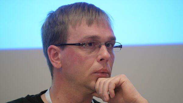 Журналист Медузы Иван Голунов
