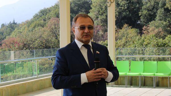 Депутат Государственной думы Александр Фокин